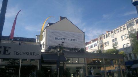 ENERGY ≠ ART?