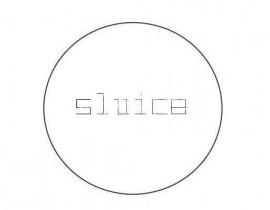 SLUICE Art Fair logo