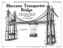 build your own transporter bridge