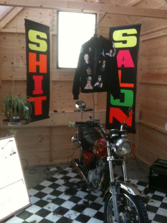 Sam Venables - Shit Salon, CAVE Art Fair