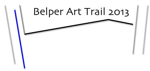 2013 belper art trail header