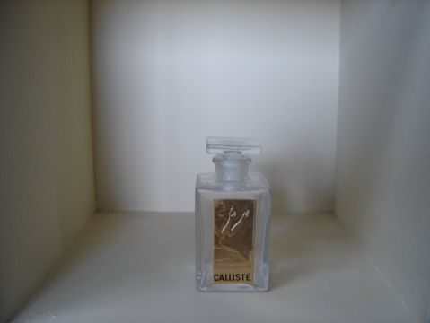 10x10 Original 1920s perfume bottle