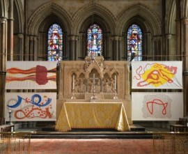 Art for Evensong (Altar) at Rochester Cathedral