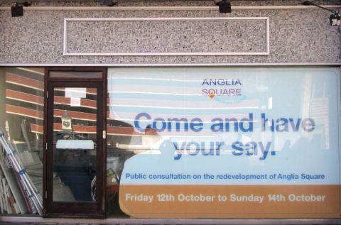 Anglia Square Shop