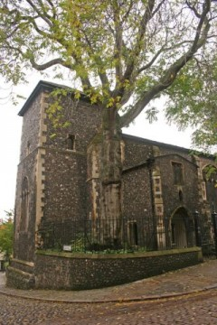 St Peter Hungate - Elisha De Hague  - Church Warden
