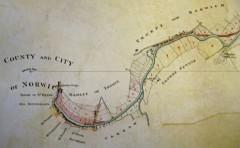 Norwich to Lowestoft Navigation Cut 1826