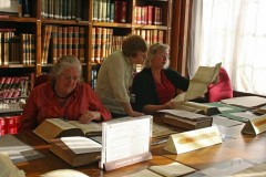 History Detectives at the Parliamentary Archives