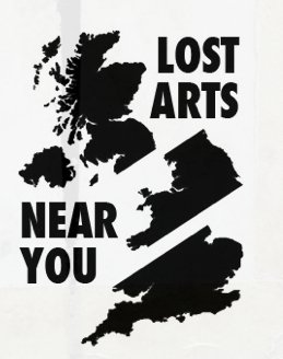 Lost arts logo
