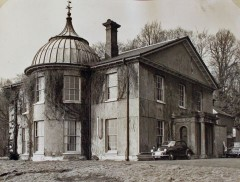 Philip Meadows Martineau's House at Bracondale