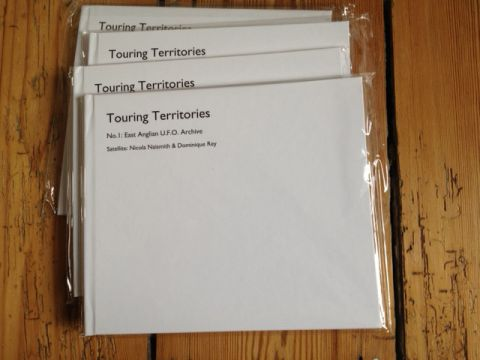 Touring Territories Archive book