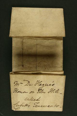 De Hague Letter