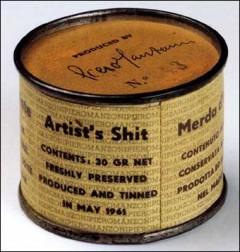 Artist's Shit