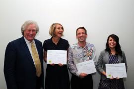 Marsh Awards 2012