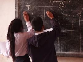 Blackboard Laos