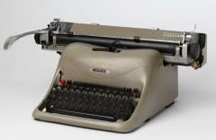 the Olivetti Lexicon 80