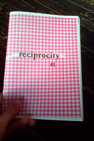 Reciprocity, issue 1