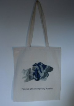 Museum of Contemporary Rubbish bags