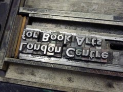 Typesetting at the LCBA