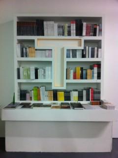 Trolley Bookshelf