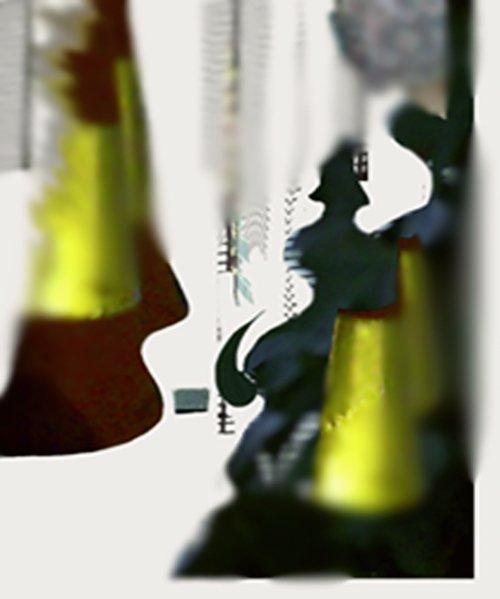 Riccardo Iacono, Untitled, digital print, 2013