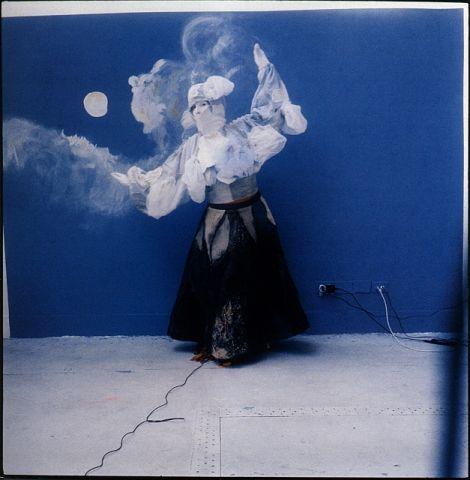 The Volcano Lady