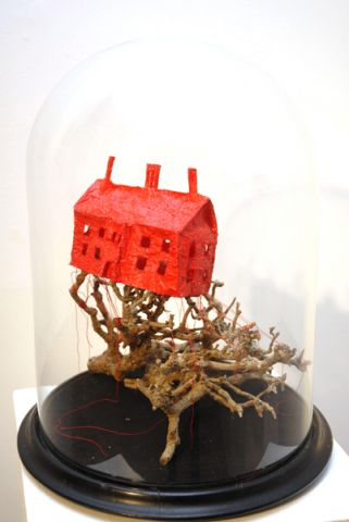 The Little Red House