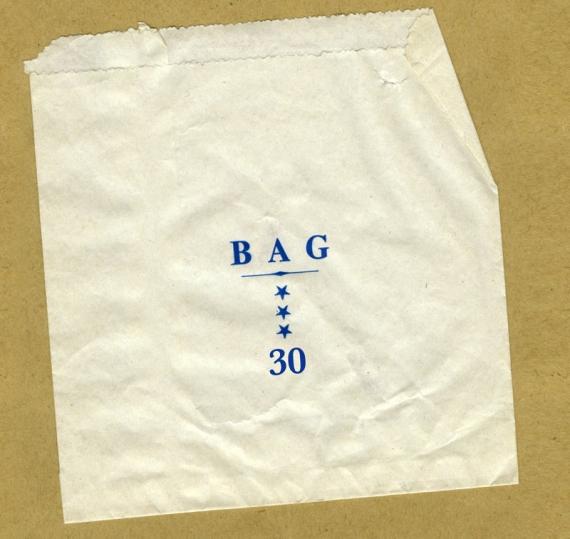 Ron Henocq, Paper Bag