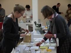 Artists' BookMarket at Fruitmarket Gallery, Edinburgh