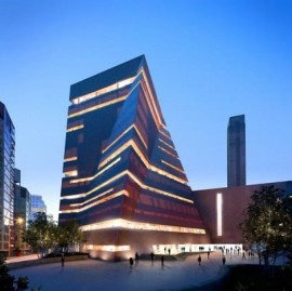 Tate Modern Project. Photo: Hayes Davidson and Herzog & de Meuron