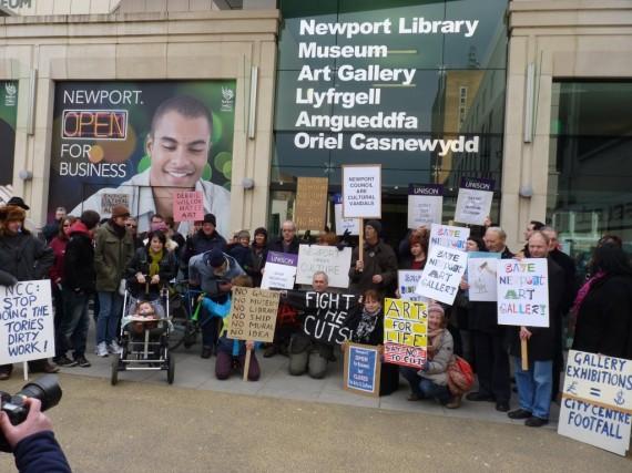 Newport demo