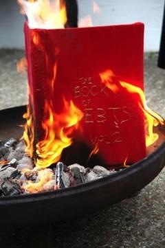 Burning the Books, Volume II