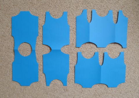cut-outs/playthings
