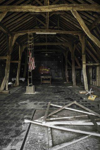 Abbey Farm Barn