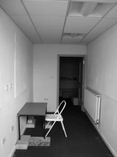 Empty Studio Space (Gallery@49)