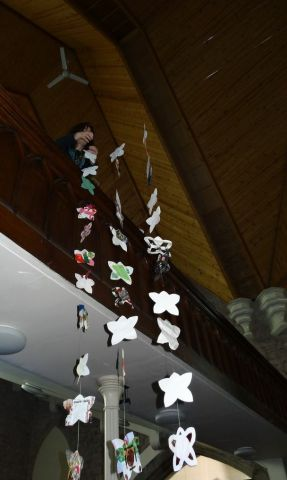 Christ Church installation