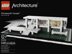 Farnsworth House 1951