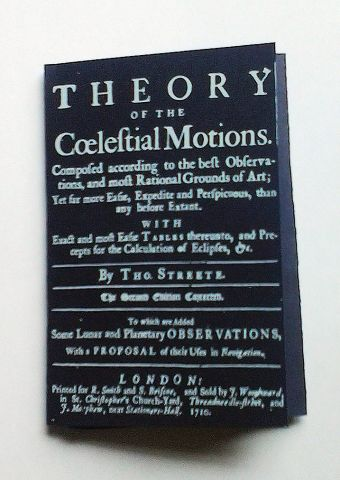 Theory of Celestial Motions