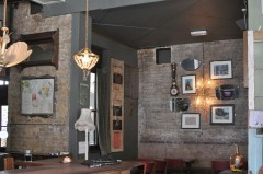 Installation shot, Red Lion Pub, Leytonstone