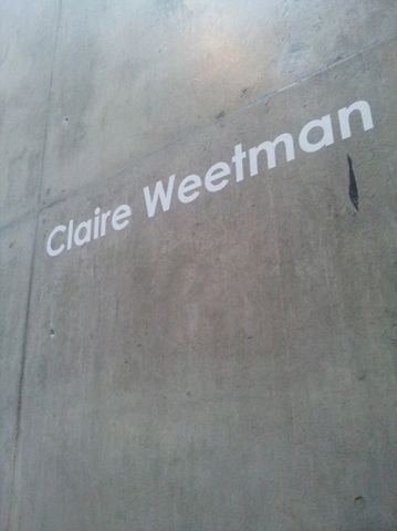 Claire Weetman