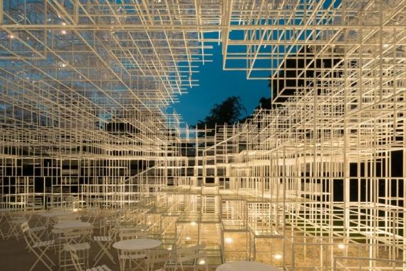 Summer Series 2 Sou Fujimoto S Serpentine Pavilion A N