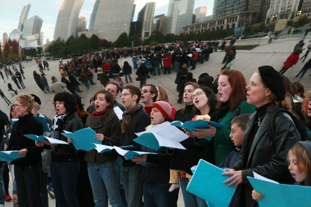 Complaints Choir of Chicago