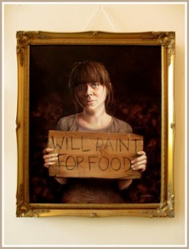 Will Paint for Food