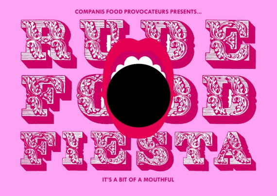 Rude Food Fiesta