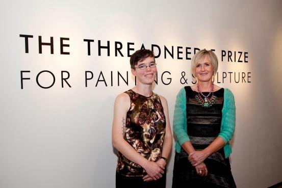 The Threadneedle Prize 2013 winning artists