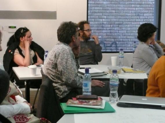 Crowfunding workshop