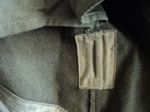 World War 2 Army greatcoat