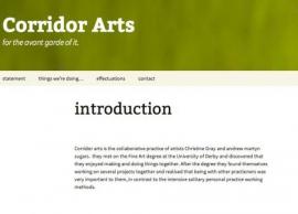 interim website design