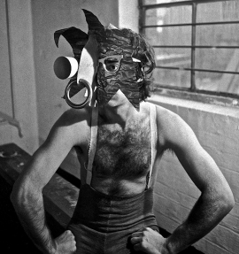 Derek Jarman. Photo: Ray Dean