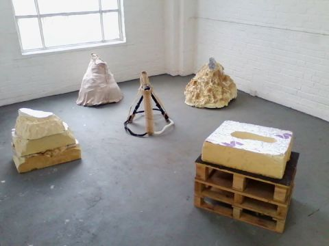 prototype performance plinths, still in progress