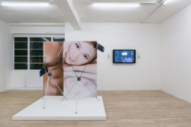 Fulfilment Centre, Installation view, The Sunday Painter